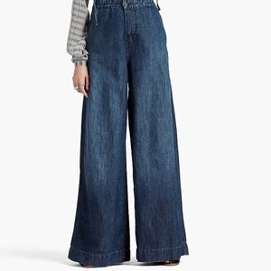 Lucky Brand High-Rise Flare Jeans